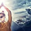 RSG Color Therapy Glasses yoga